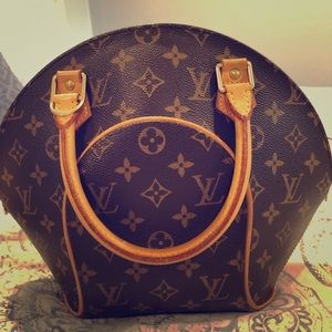 Louis Vuitton shell bag